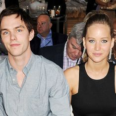 Nicholas Hoult's family love Jennifer Lawrence