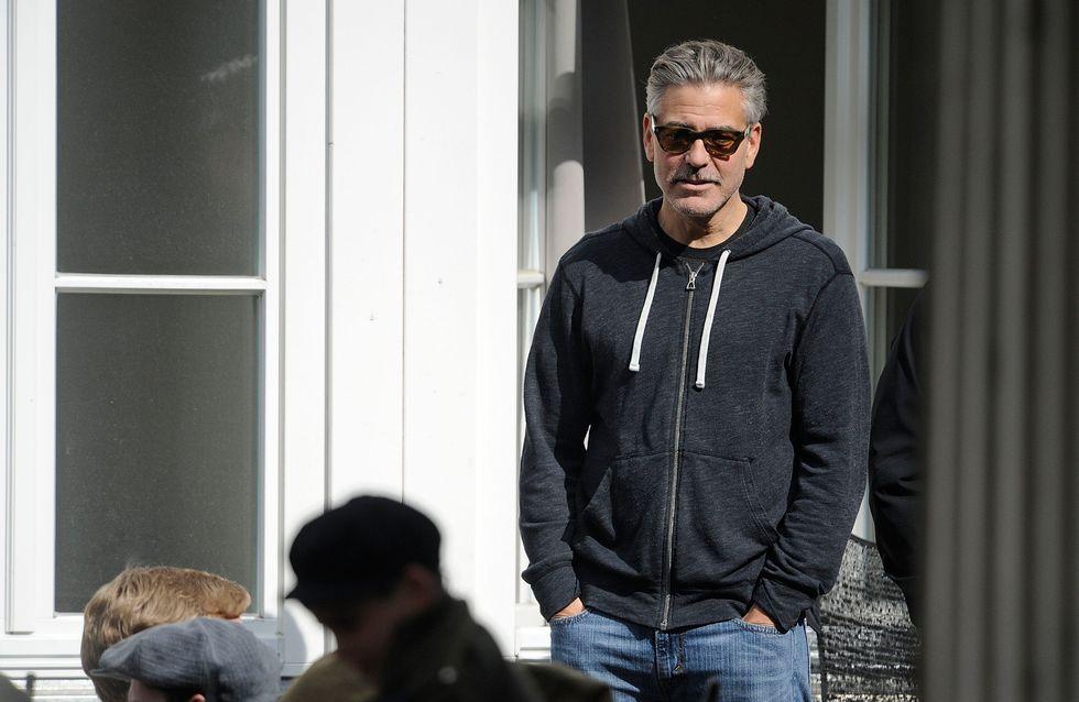 Schaut George Clooney 'Monuments Men' im Weißen Haus?