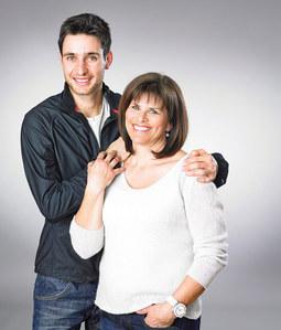 Annette et Jason Lamy-Chappuis