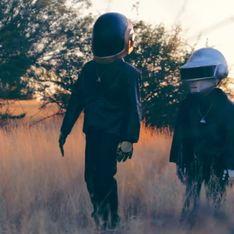 Hauts comme trois pommes, ils reprennent le clip Get Lucky de Daft Punk (Vidéo)