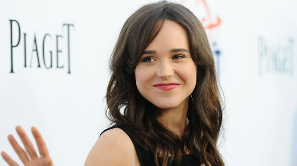 Celebrities support Ellen Page after she comes out