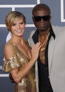 Heidi Klum und Seal 2011 in Los Angeles