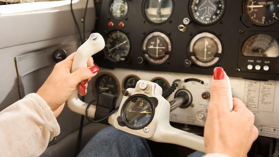 La aviación, una profesión en plena evolución femenina