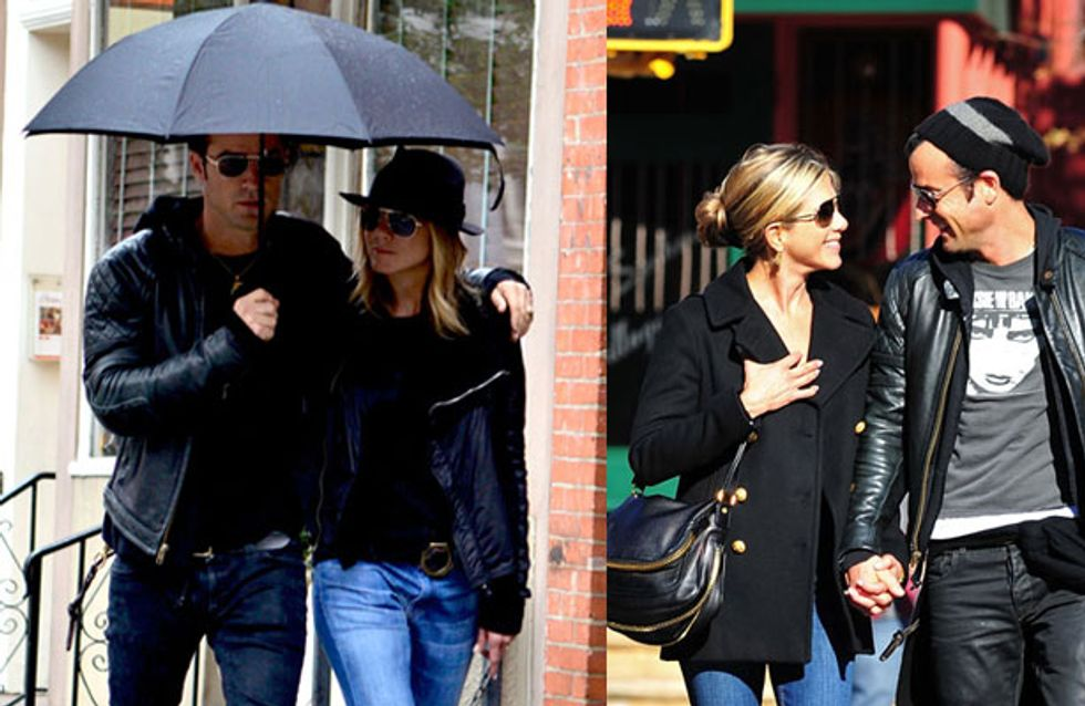Are Jennifer Aniston and Justin Theroux at breaking point?