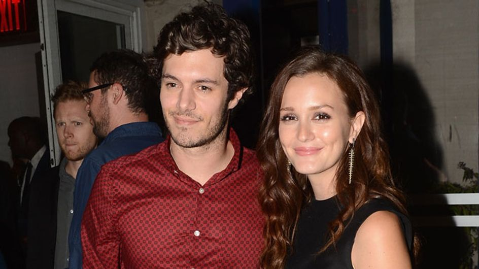 Adam Brody and Leighton Meester tie the knot in a secret wedding