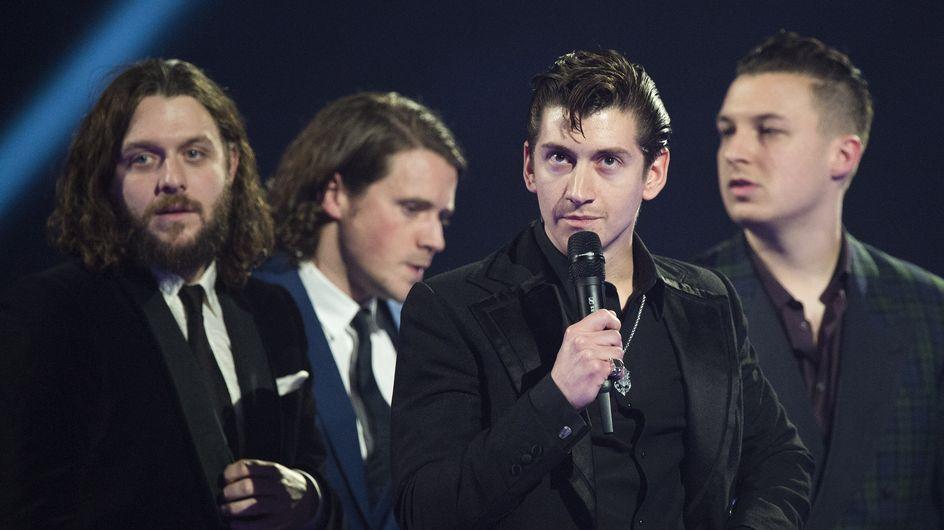 Brit Awards 2014: la noche de Arctic Monkeys, otra vez