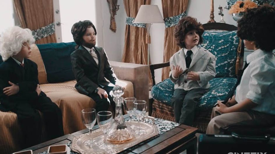 These Kids Reenacting 2014 Oscar Nominations Is The Cutest Thing We've Ever Seen