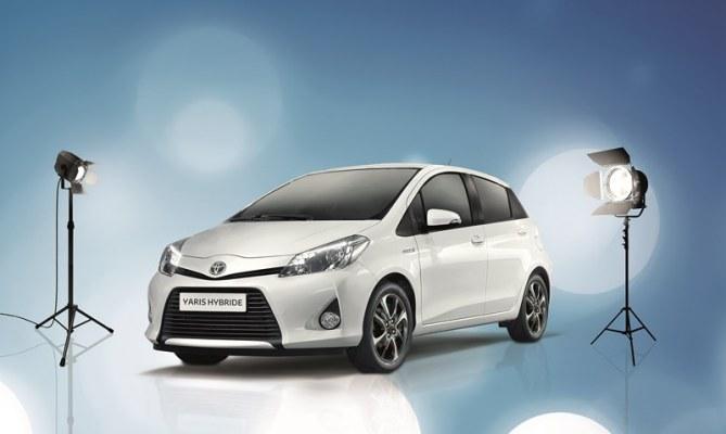 Yaris Hybride Graphic - Toyota