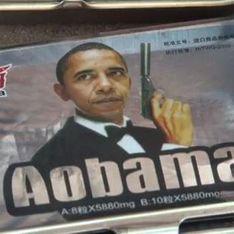 Barack Obama : Ambassadeur d'une marque de Viagra (malgré lui)