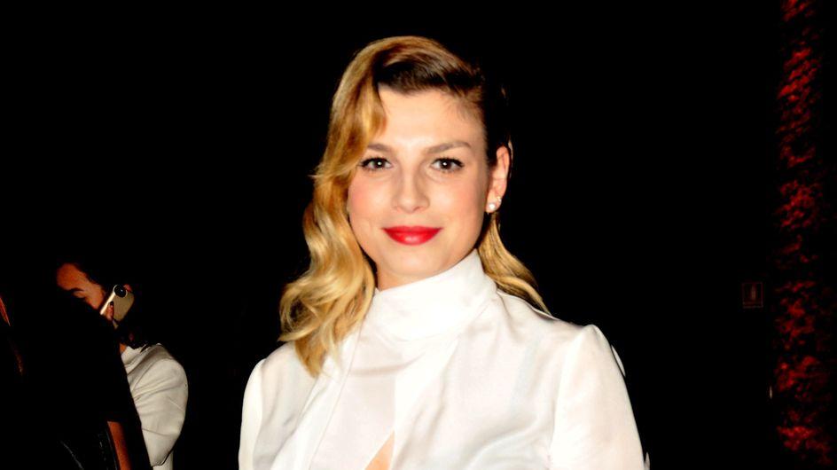 Emma Marrone in versione chic alle sfilate milanesi: le foto