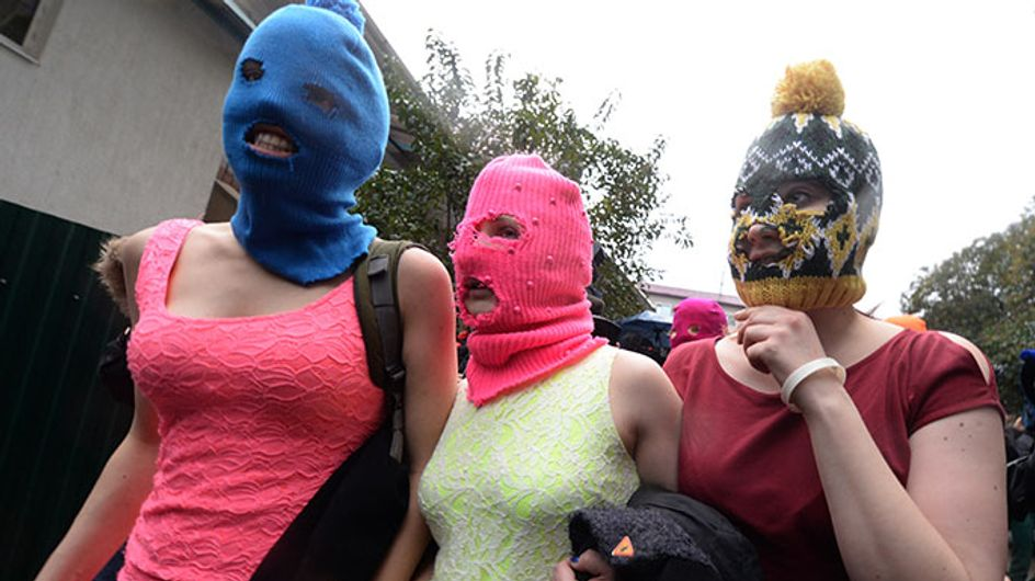Pussy Riot Release New Music Video For Anti-Putin Song