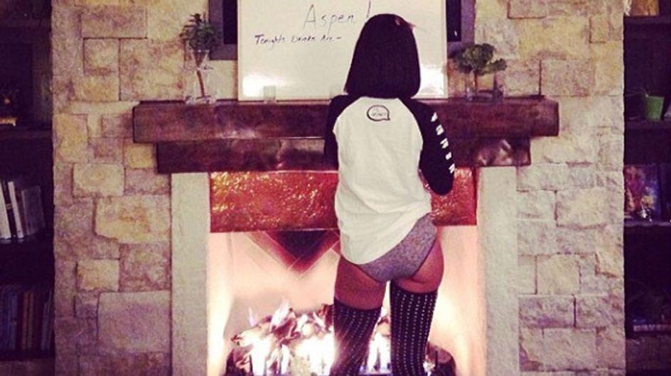 Rihanna celebrates 26 via Instagram with birthday cake, balloons, and one hot belfie