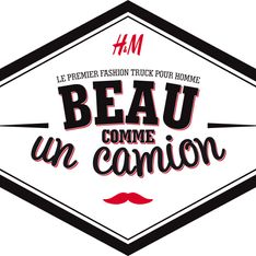 H&M embarque ton mec dans son Fashion Truck