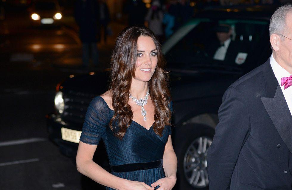 Kate Middleton : Enceinte de trois mois ?