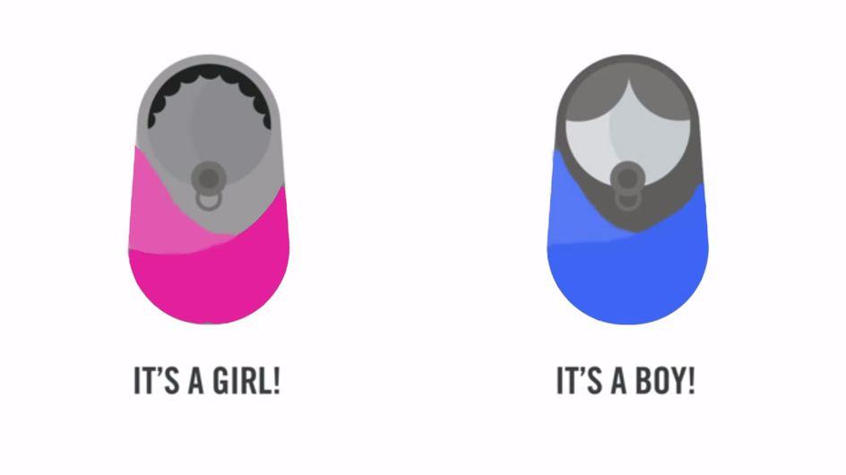 Dieses Video zeigt, warum Frauen und Männer so sind, wie sie sind