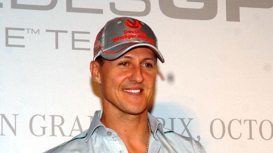 """Felipe Massa bei Michael Schumacher: """"Er zeigte Reaktionen mit dem Mund!"""""""