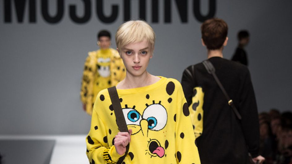 Moschino's McDonald's Tribute: The Tackiest Thing To Come Out Of Milan Fashion Week?