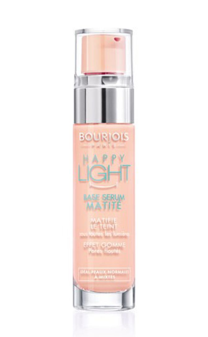 Base sérum matité Happy Light, Bourjois - 13,95 €