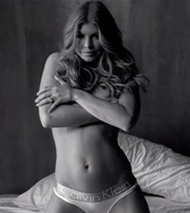 Fergie : Topless et silhouette au top 6 mois après bébé (vidéo)