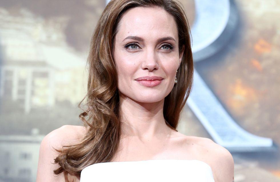 Angelina Jolie : Seule femme parmi les 10 acteurs les mieux payés de 2013