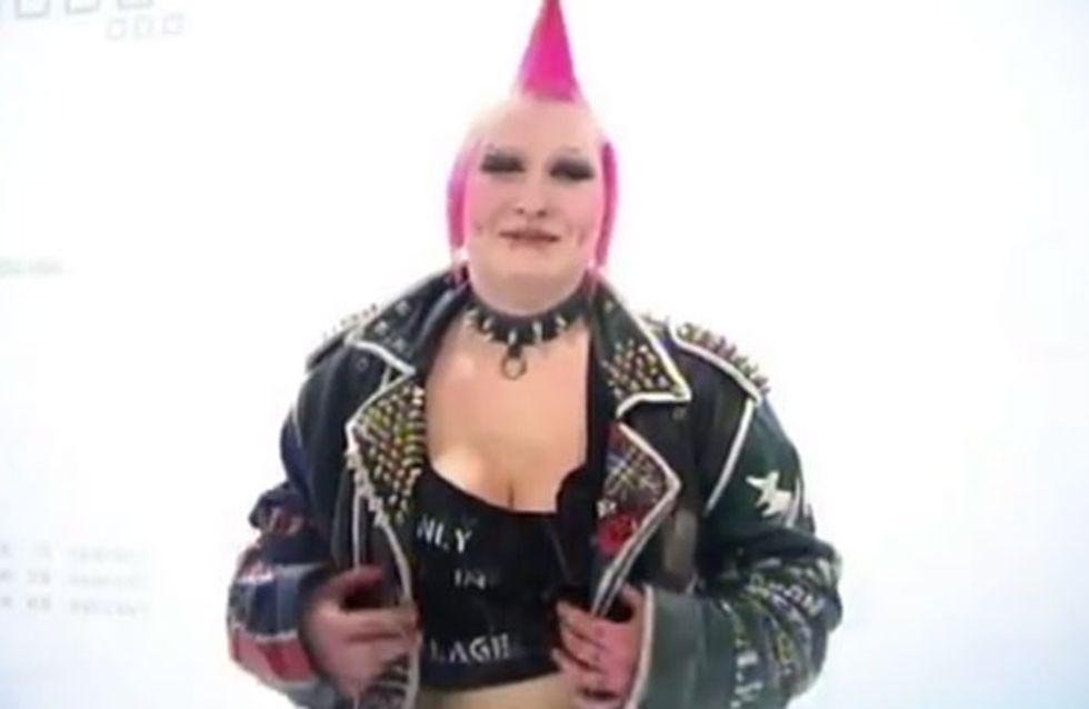 Shocking Transformation Of Punk Rocker To Gorgeous Girl Next Door
