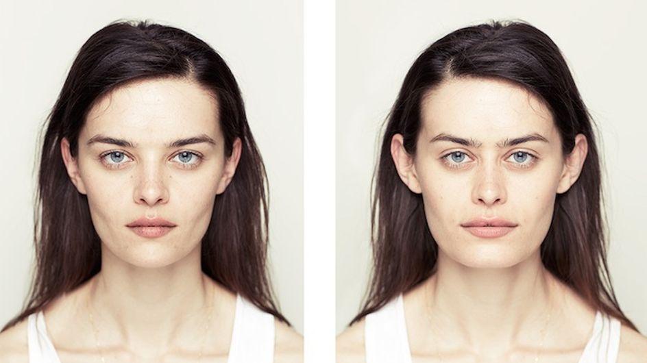 La preuve stupéfiante que notre visage est loin d'être symétrique (photos)