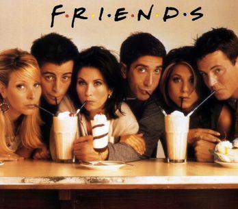 20 anni di Friends: le GIF animate più divertenti che non riuscirai a guardare s