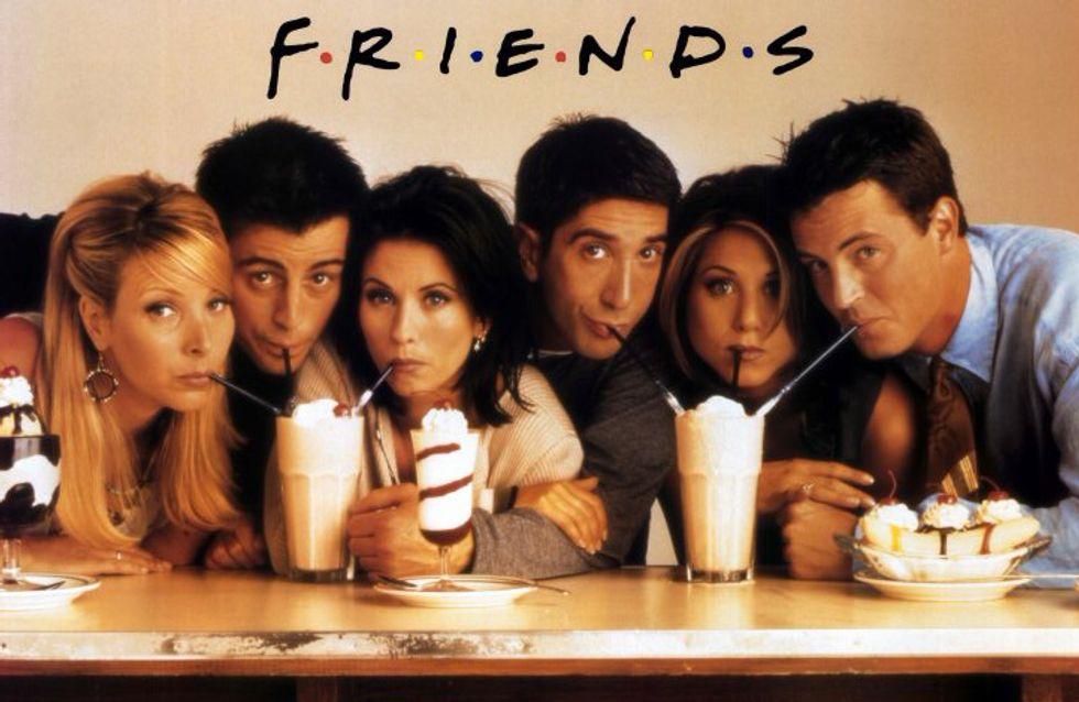 20 anni di Friends: le GIF animate più divertenti che non riuscirai a guardare senza sorridere