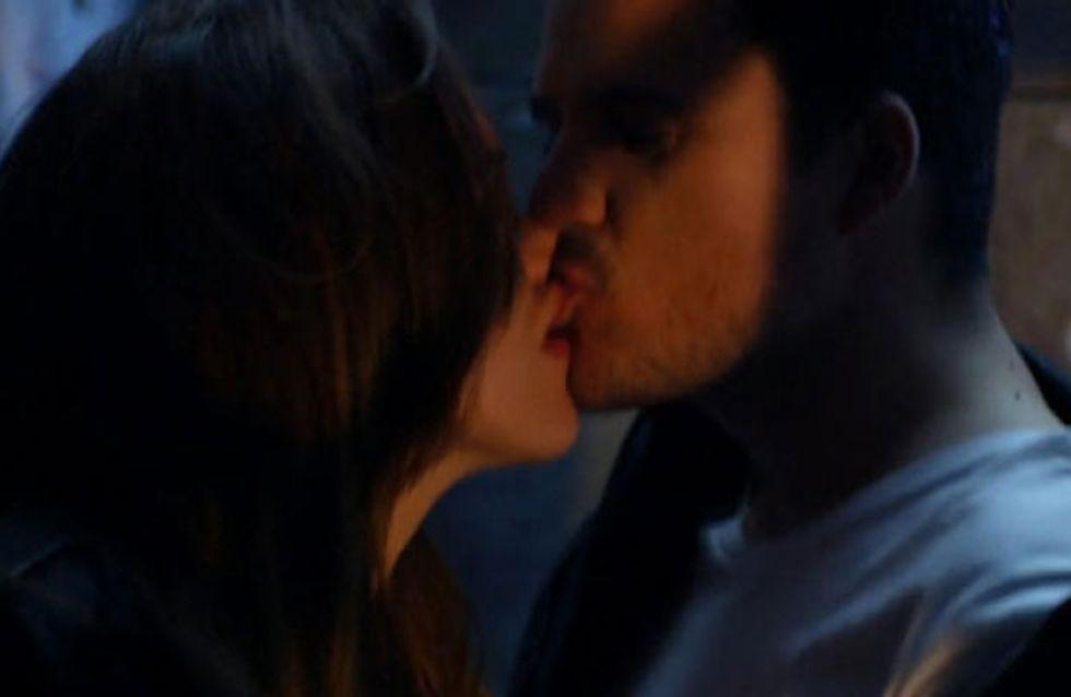 Dani Martín y Blanca Suárez se comen a besos en Emocional
