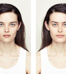 Alles Quatsch mit der Symmetrie! Schöne Gesichter sind UNperfekt!