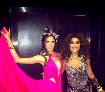 Alessandra Ambrosio : S'est-elle fait refaire les seins ? (photos)