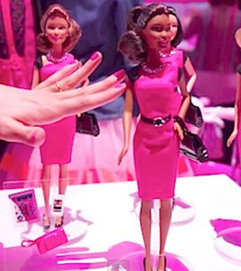 Barbie Goes From Bimbo To Business Woman - Hello Entrepreneur Barbie!