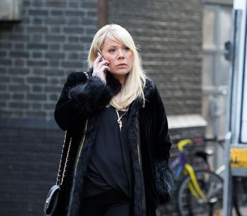Eastenders 4/03 – Sharon's threat to Ronnie backfires