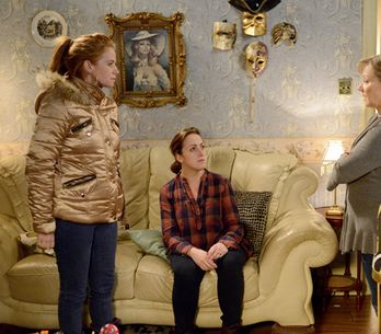 Eastenders 7/03 – Carol's life changing news sinks in