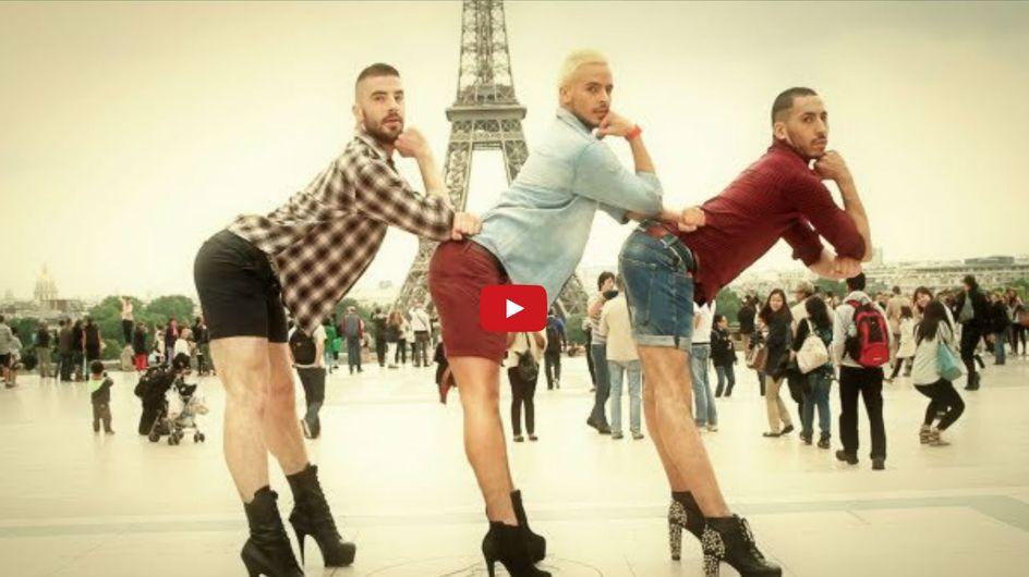 Jaaaaa, das sind Männer! Diese Spice Girls gefallen uns besser als das Original