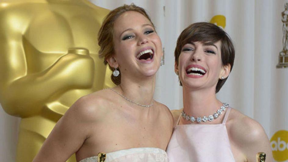 Didn't win an Oscar? Get free vaginal rejuvenation instead