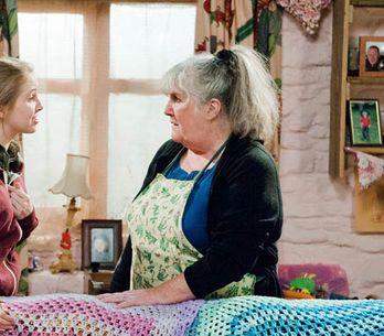 Emmerdale 7/03 – Belle struggles with Gemma's death