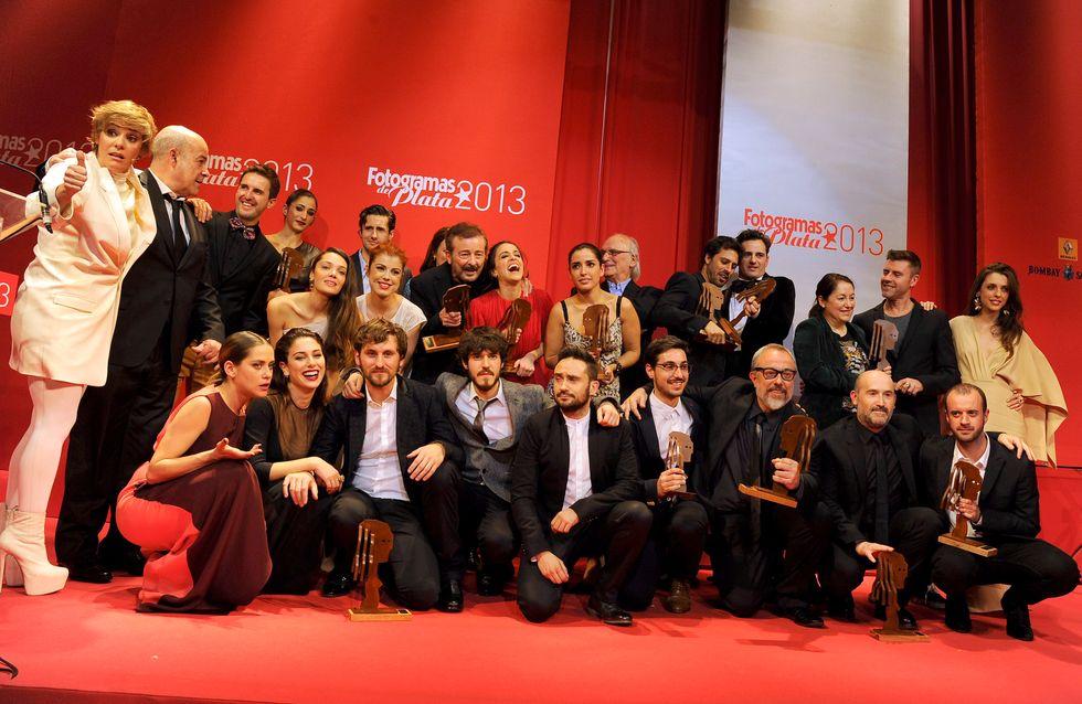 El mejor cine se da cita en los Fotogramas de Plata 2013