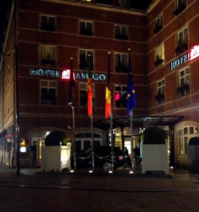 Hôtel Amigo - Restaurant Bocconi