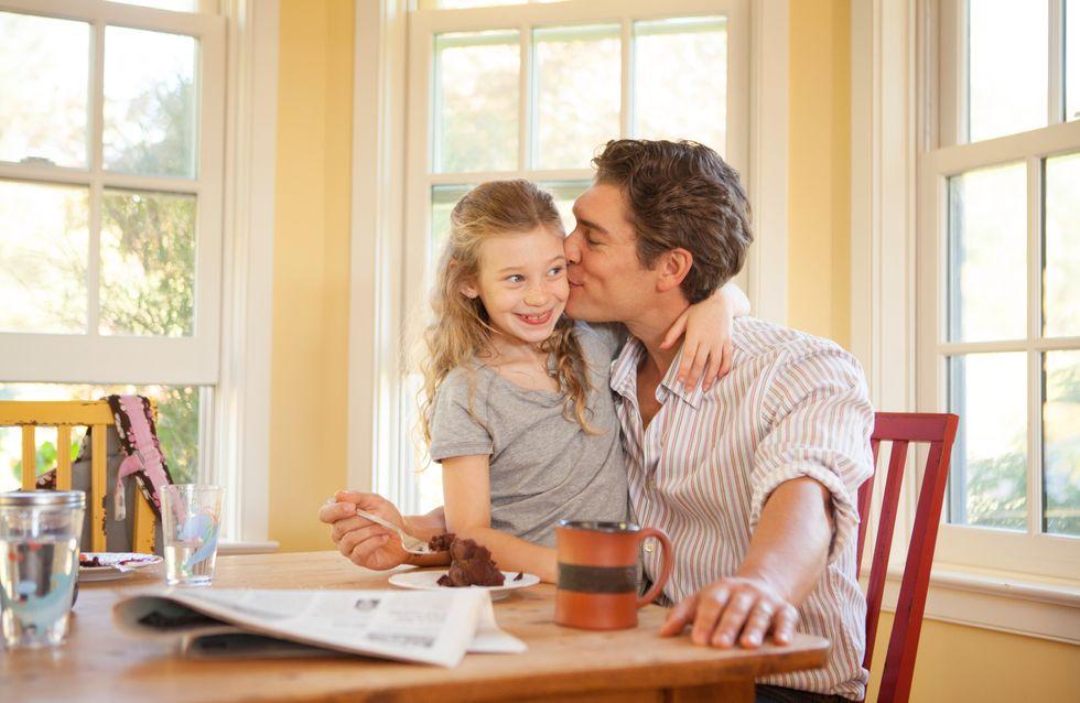 """Un padre redefine la belleza para su hija: """"¿Dónde está tu verdadera belleza?"""""""