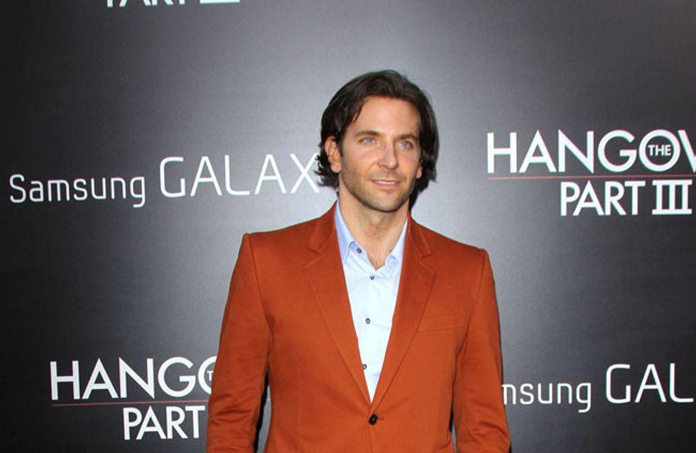 Bradley Cooper: Der sexy Star wird wieder zum Cop