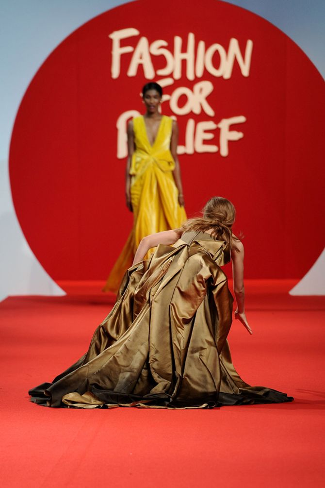 Oops! Did That Just Happen? The Best Fashion Falls In Catwalk History
