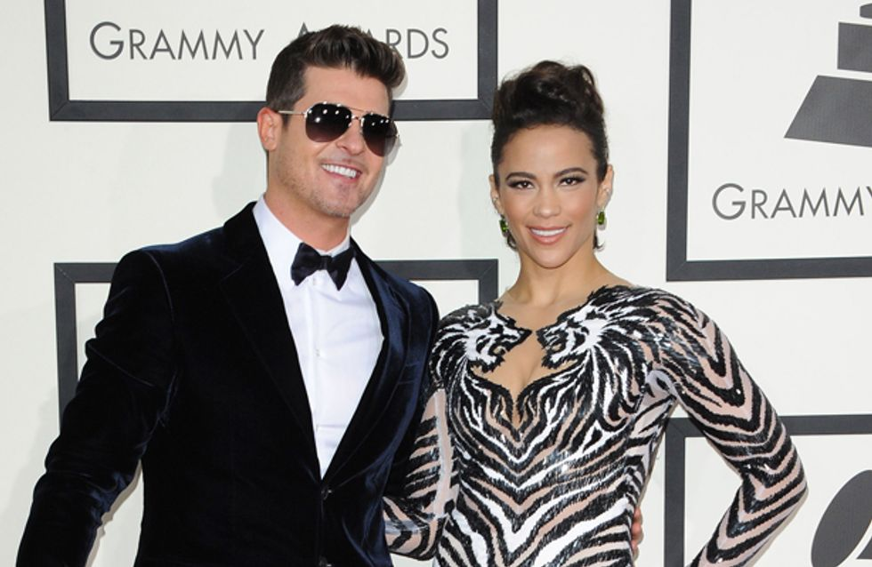Robin Thicke and Paula Patton separate after 9 years of marriage