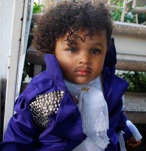 Costume di Carnevale per bambini: Prince
