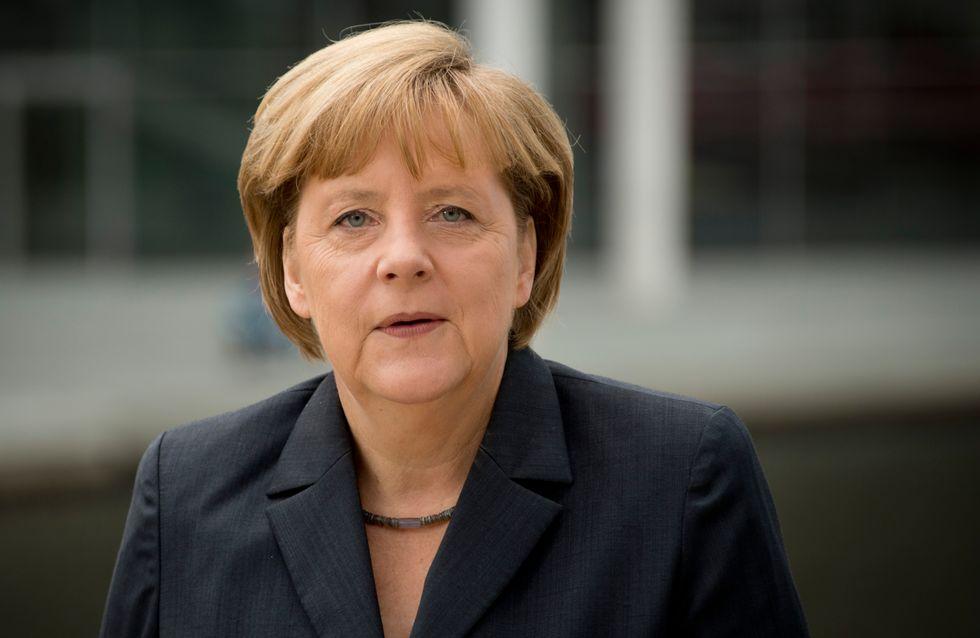 Angela Merkel et Benyamin Netanyahou : La photo qui fait Führer