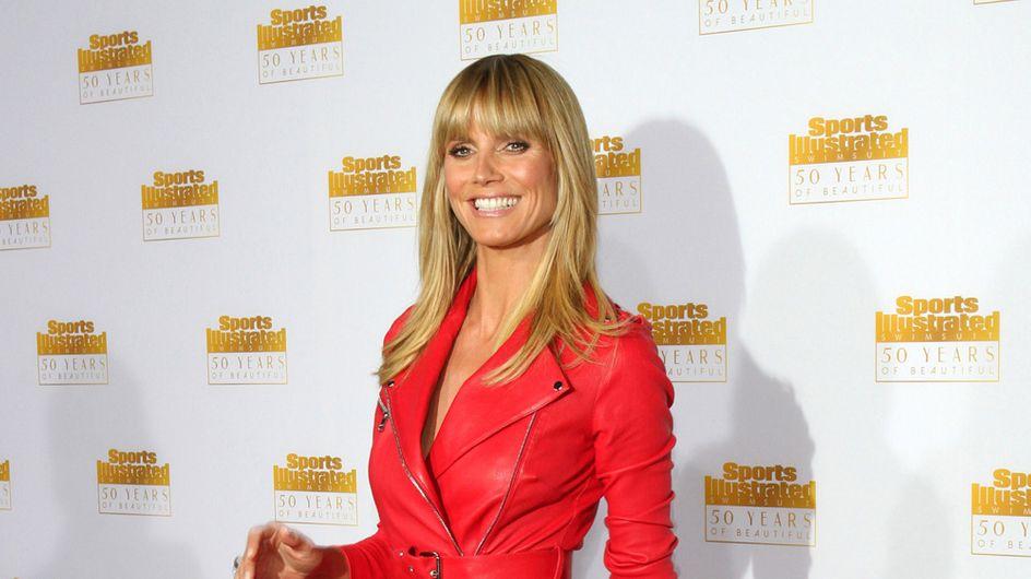 Heidi Klum entwirft Sport-Kollektion
