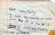 """""""Sorry, Mama, dass ich dich ein Stück Kaka genannt habe"""" - Die besten Briefe von"""
