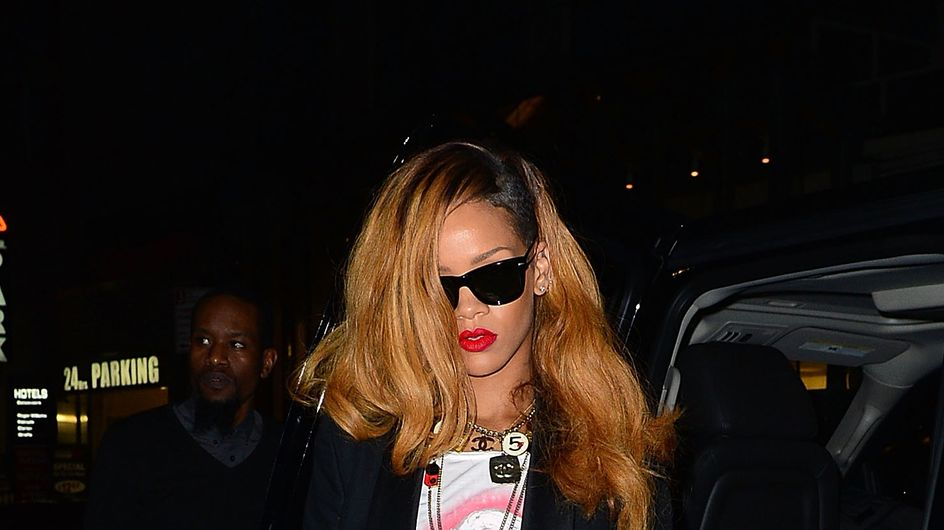 Neuer Lover? Rihanna turtelt in Paris