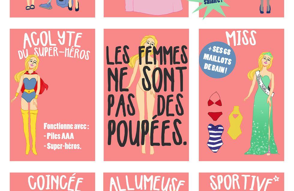 Que sont les femmes ? Les meilleures affiches du concours de l'EgalitéE (photos)