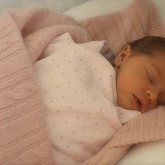 So süß! Madeleines & Christophers kleine Prinzessin heißt ...
